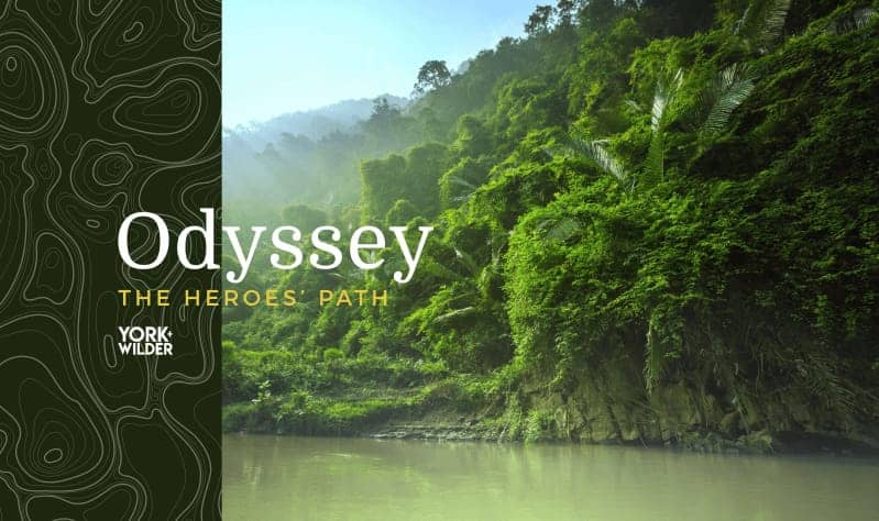Odyssey Pitch Deck Design