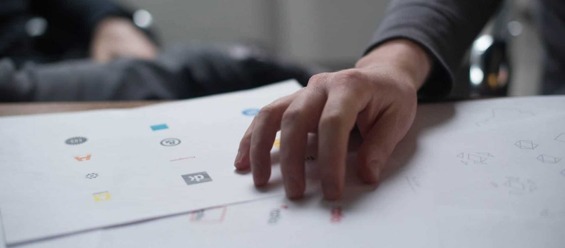 website design logo concepts